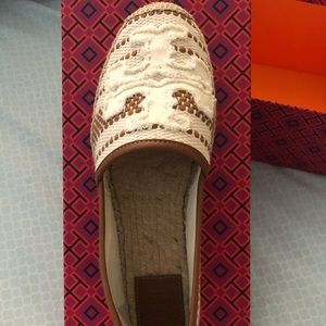 BRAND NEW Tory Burch Espadrilles!